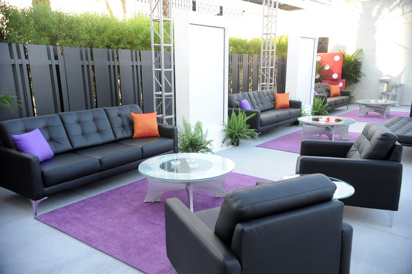 MEET Las Vegas outdoor meeting and event space